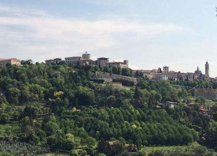 Vista da Via Borgo Canale - Saint Martin Post